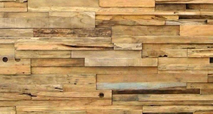 Faux Reclaimed Wood Wall Balharbourhouse