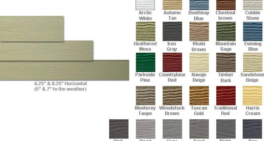 Fiber Cement Siding Colors Pixshark