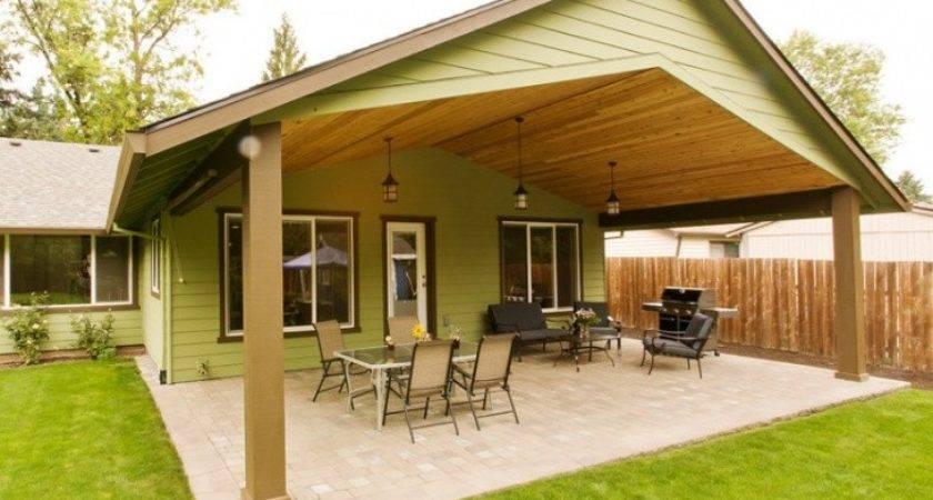 Fine Patio Roof Design Ideas