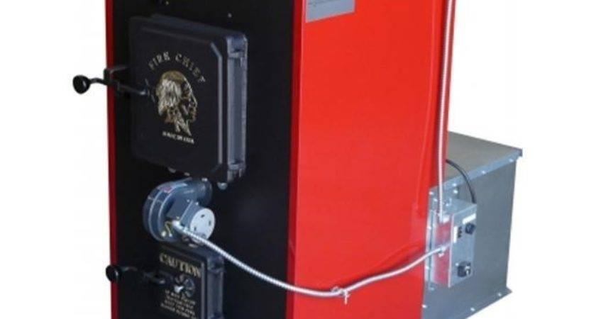 Fire Chief Indoor Wood Burning Furnace Jet
