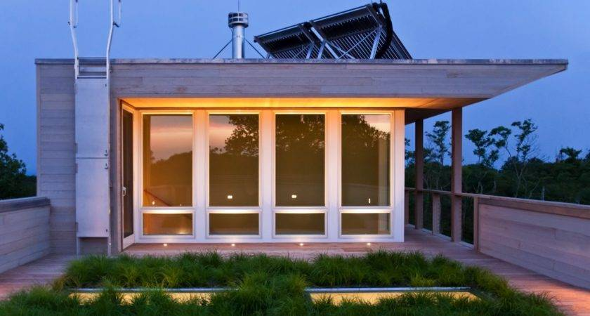 Fishers Island House Architecture New