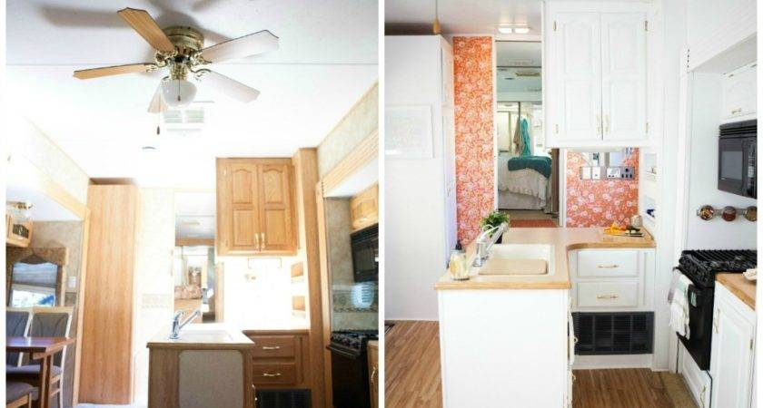 Five Fifth Wheel Remodels Don Want Miss Rving