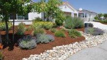 Flagstone Rock Landscaping Ideas Front Yard Best