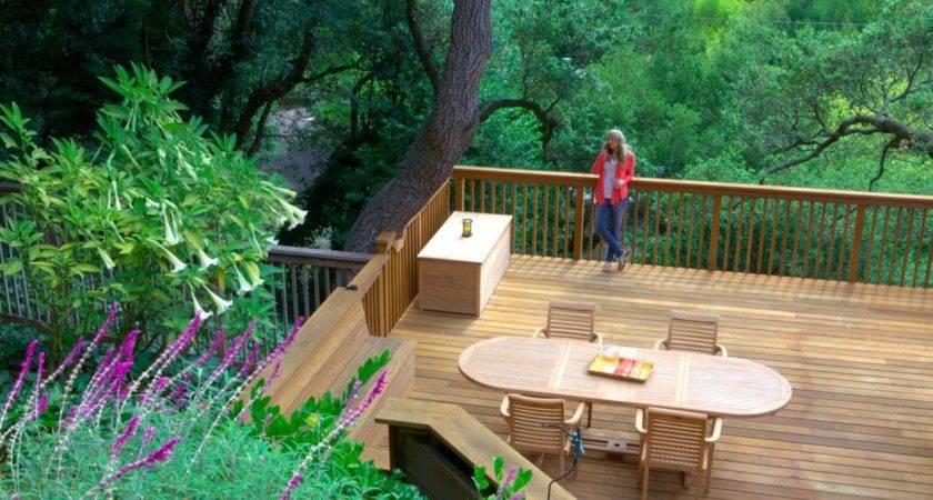 Floating Decks Outdoor Design Landscaping Ideas