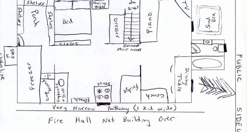Floor Plan Abbreviations Unique