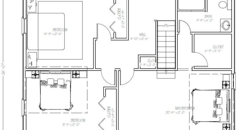 Floor Plans Add Onto House Architectural Designs