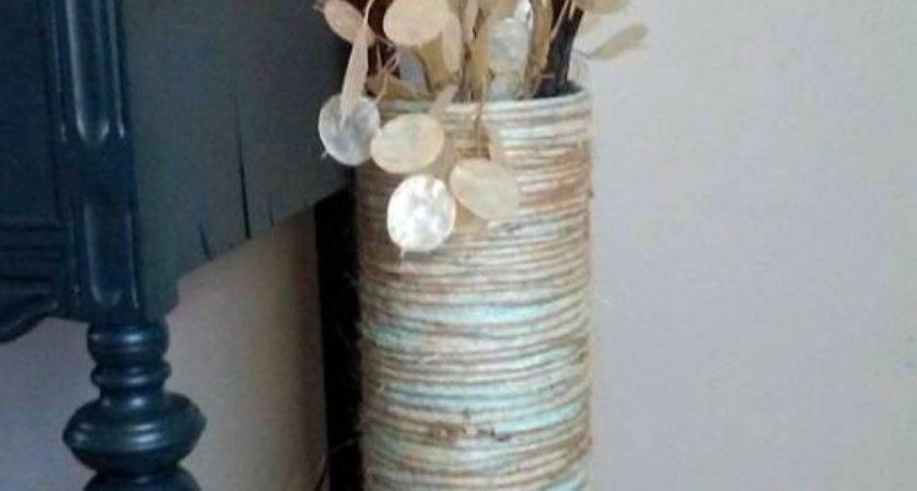 Floor Vase Diy Oatmeal Container Good Deal Mama