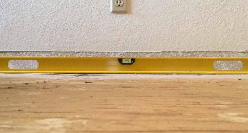Flooring Using Leveling Compound Plywood Subfloor