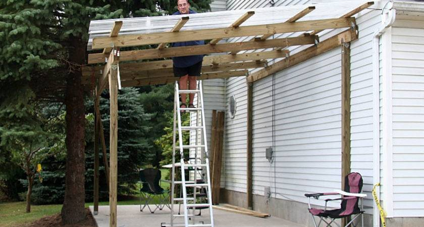 Fmueller Built Carport