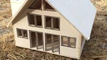 Foam Board House Plans