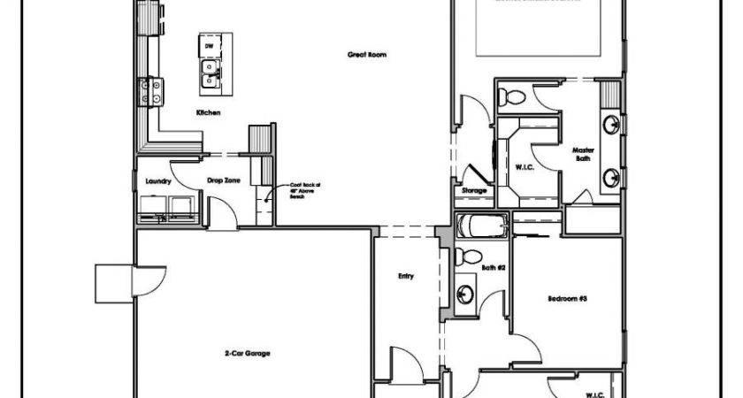 Fontana Floorplan New Houses