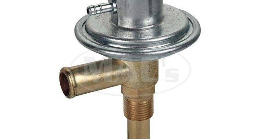 Ford Thunderbird Heater Hot Water Control Valve Brass