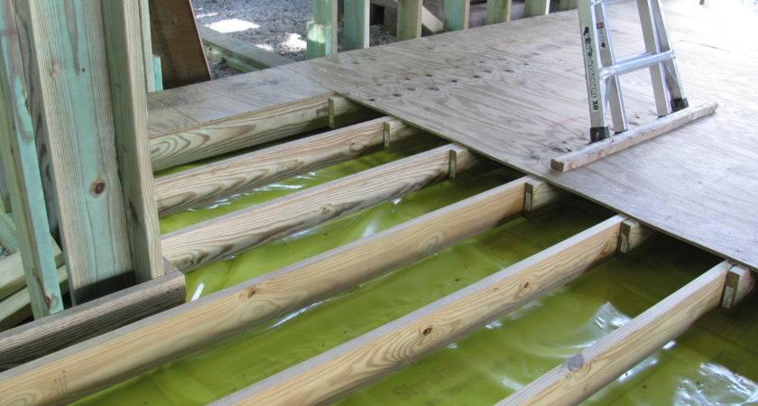 Foundation Floor Vermontfarm
