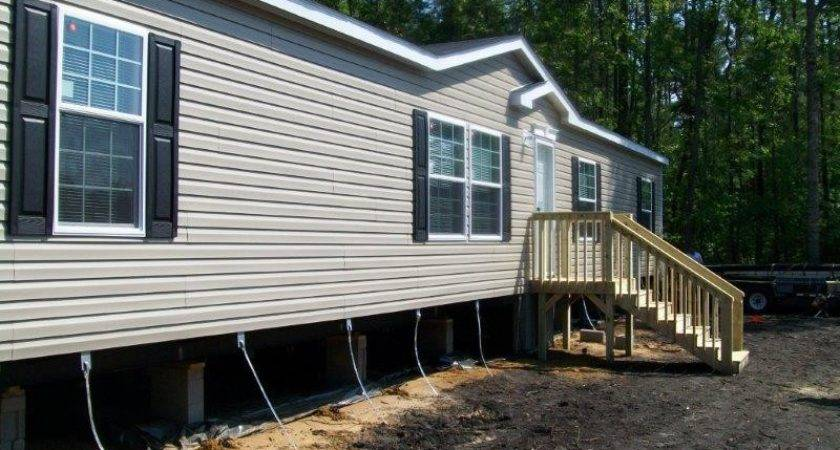 Foundation Permanent Mobile Home Foundations