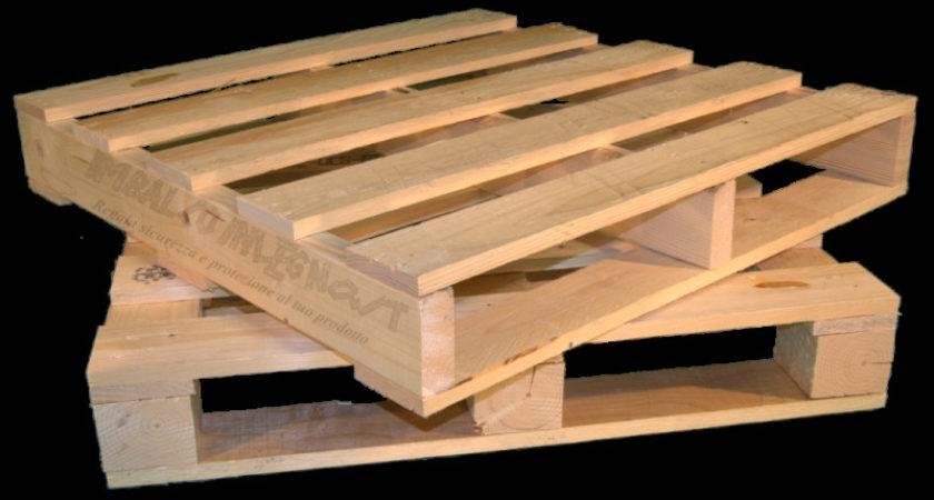 Four Way Block Wooden Pallet Imballoinlegno