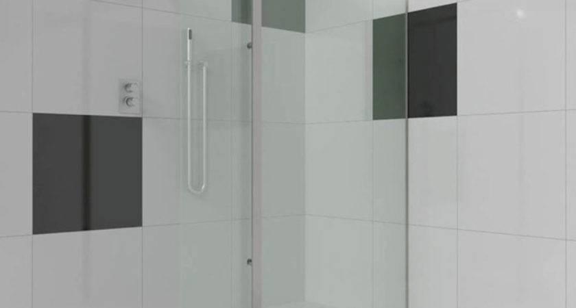 Frameless Shower Screens