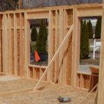 Framing Exterior Wall Frame Interior
