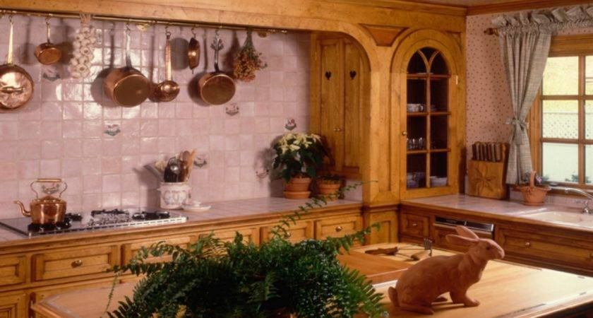 French Country Home Decorating Budget