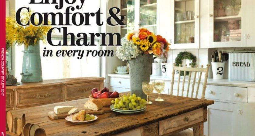 French Country Style Magazine Feature Cedar Hill Farmhouse