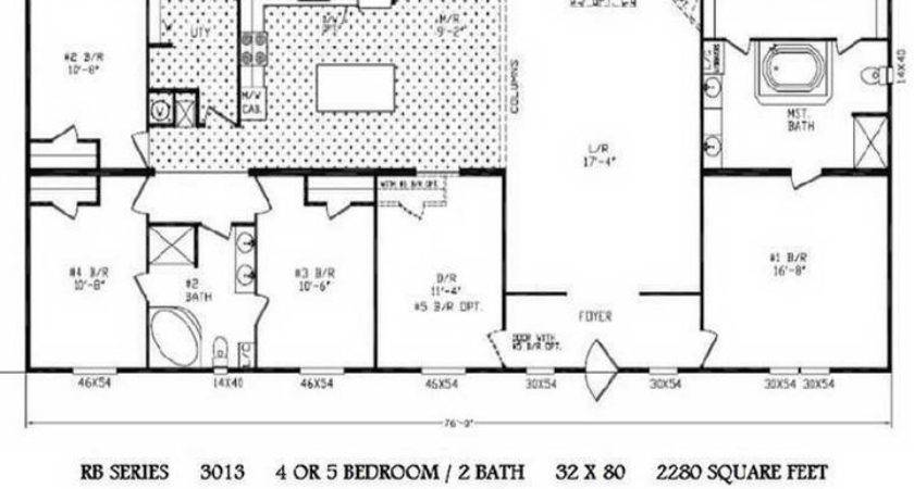 Fresh Double Wide Floor Plans Kaf Mobile Homes