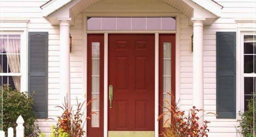 Front Door Awning Ideas Modern Design
