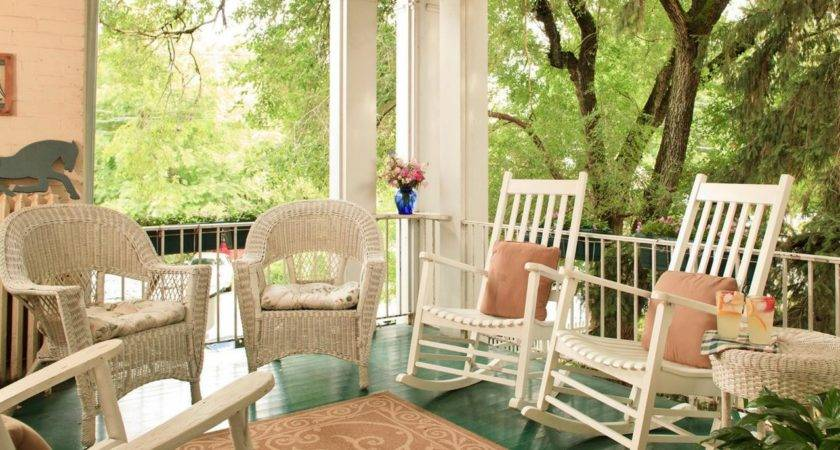 Front Porch Decorating Ideas Around Country Diy