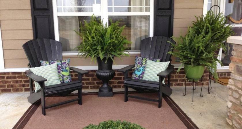 Front Porch Decorating Ideas Cheap Decor