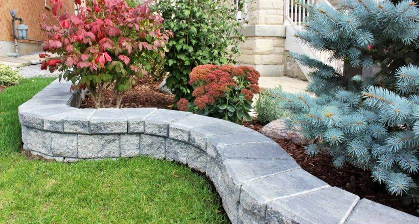 Front Porch Flower Bed Ideas