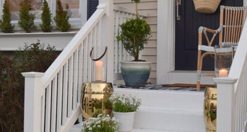 Front Porch Ideas Designing Outdoors Nesting