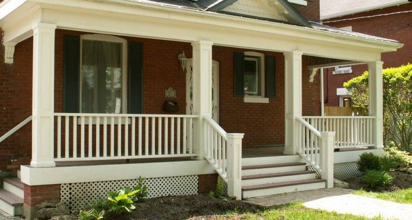 Front Porch Ideas Style Ranch Home