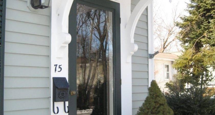 Front Porch Overhang Ideas