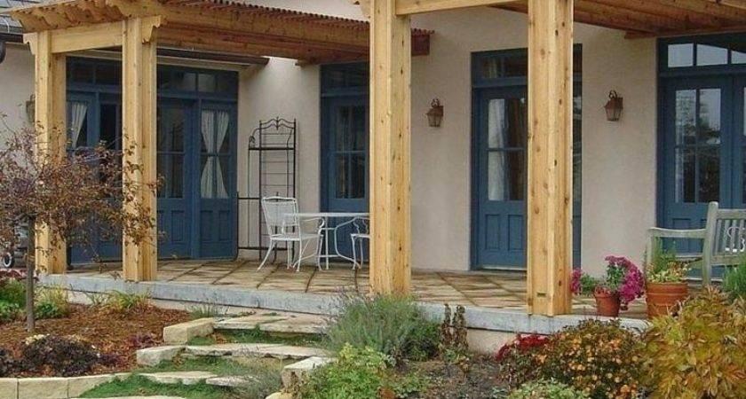 Front Porch Pergola Carlislerccar Club