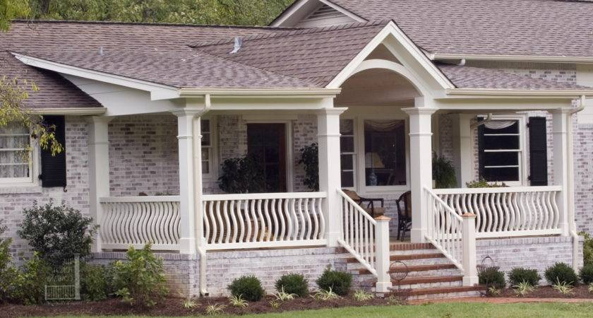 Front Porch Roof Options Very Popular