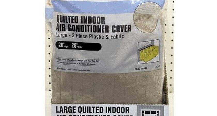 Frost King Quilted Indoor Air Conditioner Cover