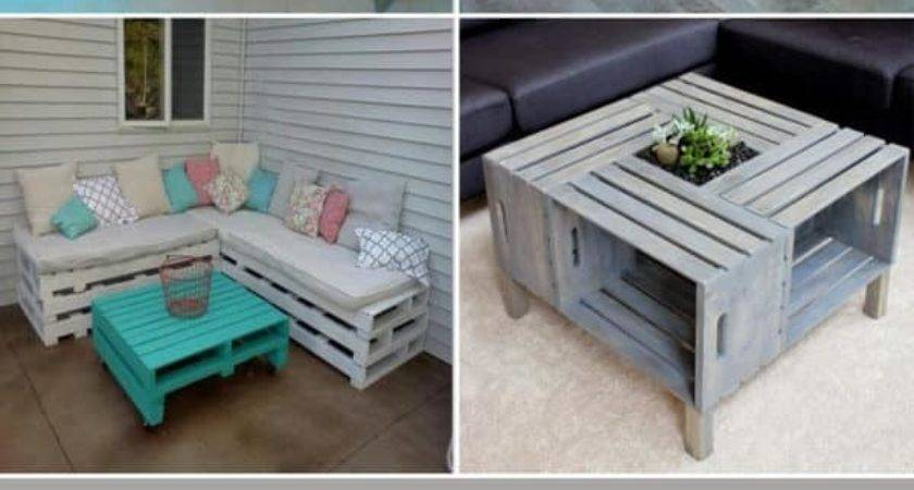 Furniture Made Out Pallets