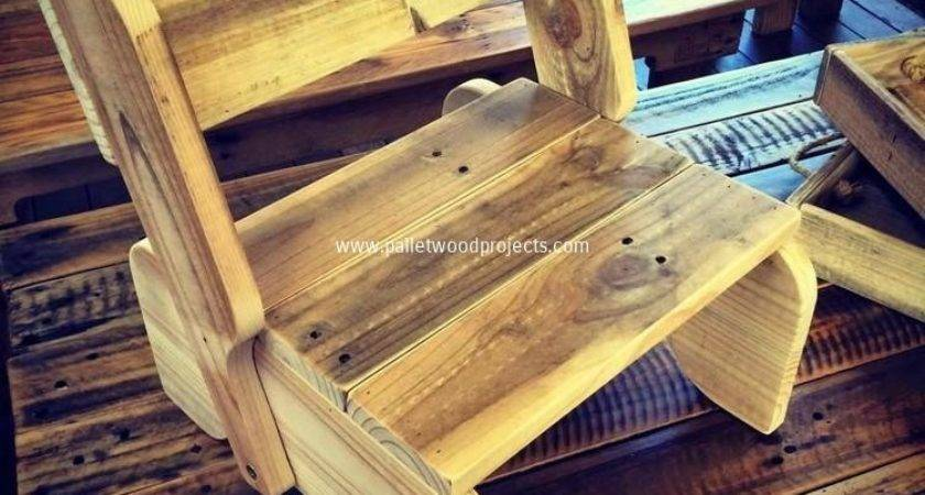 Furniture Made Recycled Wooden Pallets Pallet Wood
