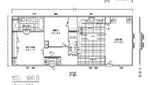 Furniture Single Wide Mobile Home Floor Plans