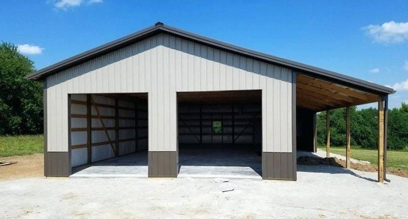 Garage Lean Addition Adding