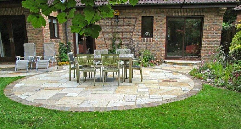 Garden Patio Designs Ideas Decorative