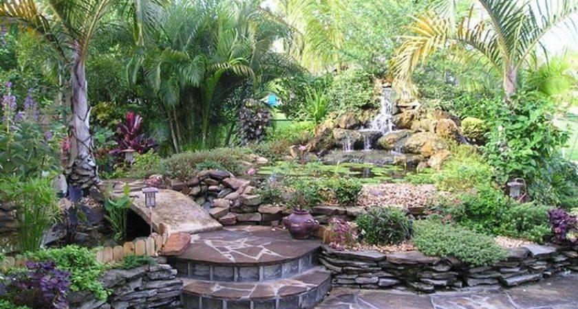 Gardening Landscaping Backyard Ideas