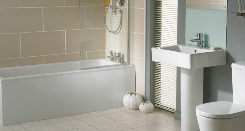 Geometric Bathroom Ranges Space Designing