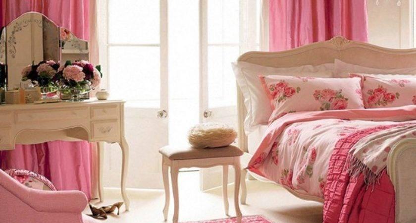 Girly Bedroom Teenage Girls Ideas Housetohome