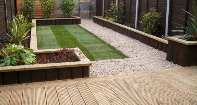 Glasnevin Decking Project Gardenviews