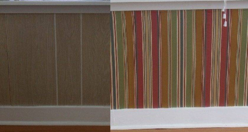 Glass Diy Fabric Wall Covering
