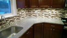 Glass Mosaic Backsplash Sjm Tile Masonry