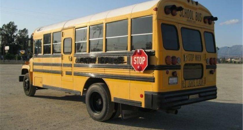Gmc Bluebird School Bus