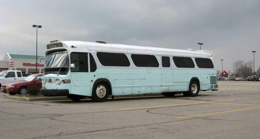 Gmc Bus Conversion Flickr Sharing