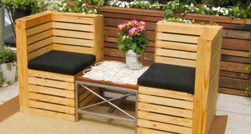 Good Ideas Pallets Pallet Recycled Upcycled