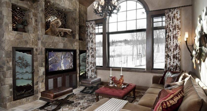 Gorgeous Cabin Pinterest