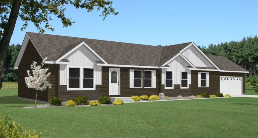Grandville Modular Ranch Oakwood Find